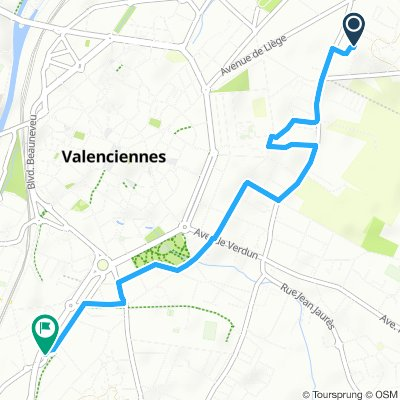 Facile à conduire Valenciennes