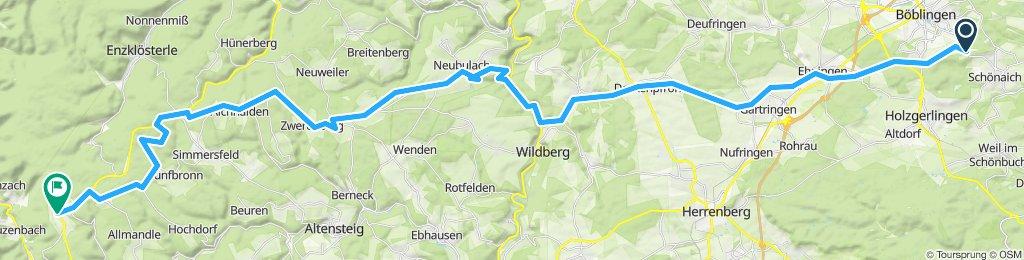 2019 Tag1 BB nach Besenfeld