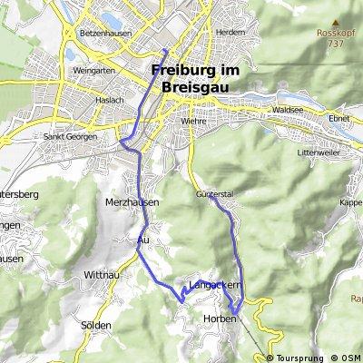Wittnau-Horben-Güntherstal