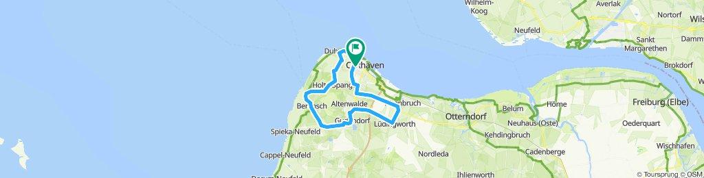 Cuxhaven 2019 - 21.Tour