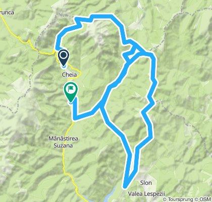 2 munti - ruta alternativa