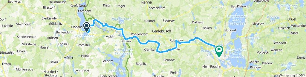 Ratzeburg-Schwerin / 9.Tag von 9 Tagen