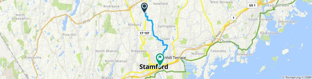 Stamford to work