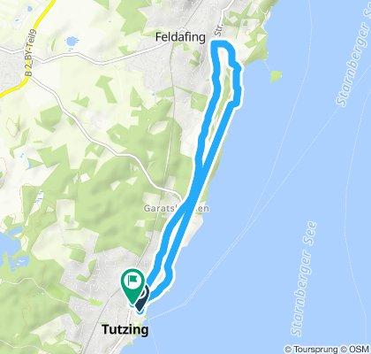Paseo lento en Tutzing