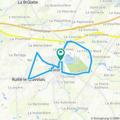 Circuit Loiron-Ruillé