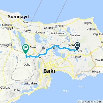 Ramana-Nübar route