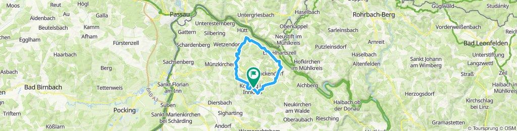 Kopfing_Sankt Roman_Vichtenstein_Sauwald Panoramastraße_SanktÄgidi_Kopfing