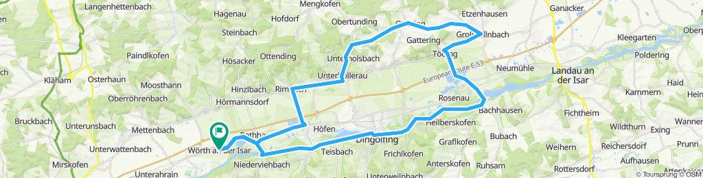 Wörth-Kronwieden-Rimbach-Unterhollerau-Otering-Großköllnbach-Töding-Mamming-Alte_Mühle-DGF-Wörth