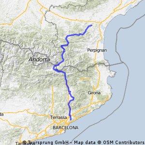 Thézan -> GP de Catalunya