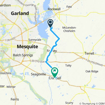 Crandall Route