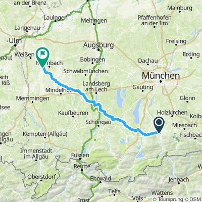 Tölz-Breitenthal-140km