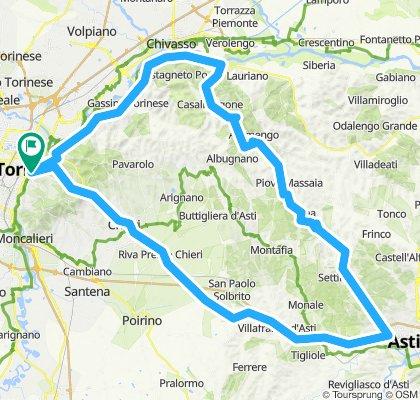 Giro di Asti / Chivasso