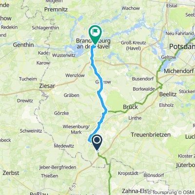 Von Raben nach Brandenburg
