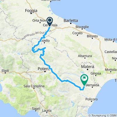 Basilicata da Cerignola