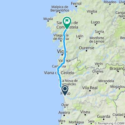El Camino Coastal Route