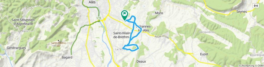 Facile à conduire Saint-Hilaire-de-Brethmas