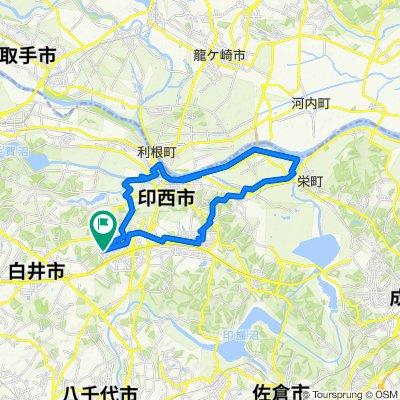 Narita Cycling Tour A2