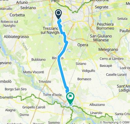 Milan Pavia