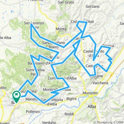 Giro del Roero - 12 colli