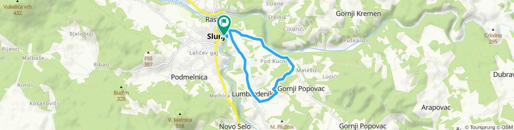 Tour De Slunj 2019 - Djecja ruta