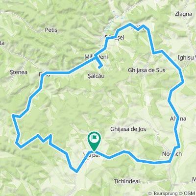 Vulpar - Albi - Canion Mihaileni - Altana - Vulpar