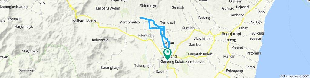 Genteng - Umbul