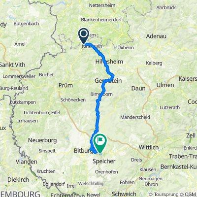 Stadtkyll nach Gondorf