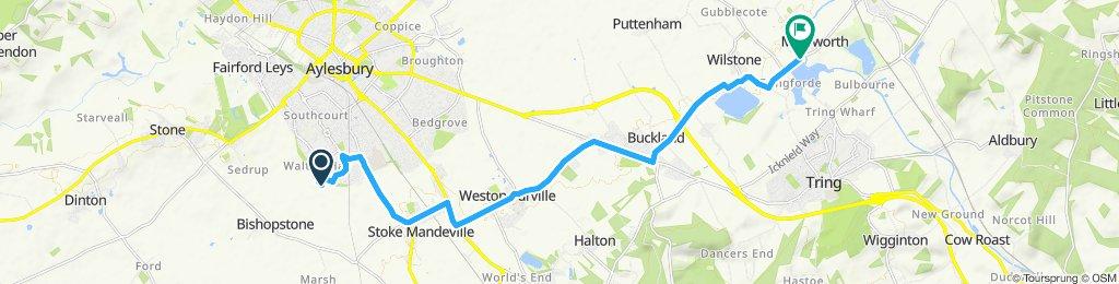 Aylesbury to marsworth