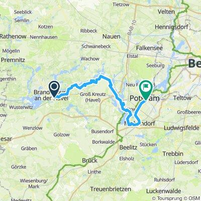 Brandenburg-Ketzin-Werder-Schwielowsee-Michendorf-Potsdam