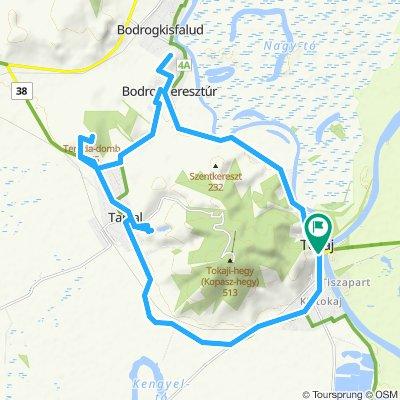 Három csúcs túra/Three peak tours