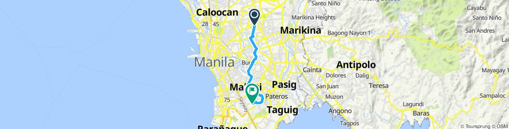 abs to bgc home