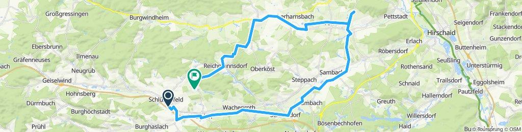 Thüngfeld-Obergreuth-Eckersbach