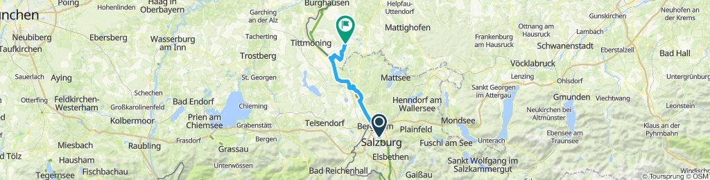 Day1 Salzburg Holzöstersee