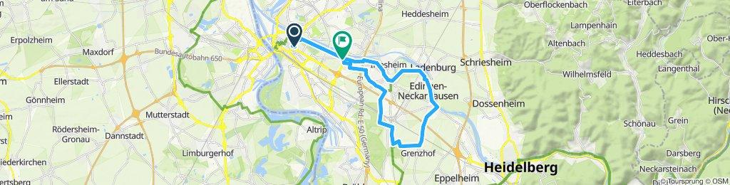 Kleine Route  11.09.2019
