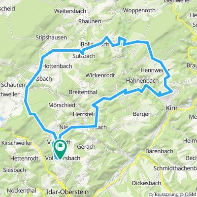 Vollmersbach-Kallenfels-Bundenbach