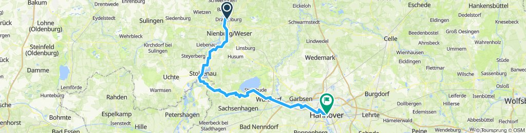 Drakenburg - Hannover III