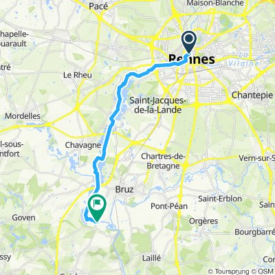 06. Rennes - Pont Rean