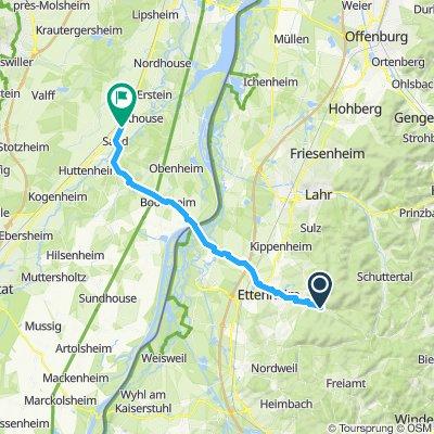 Matzenheim - Ettenheimmünster (1)