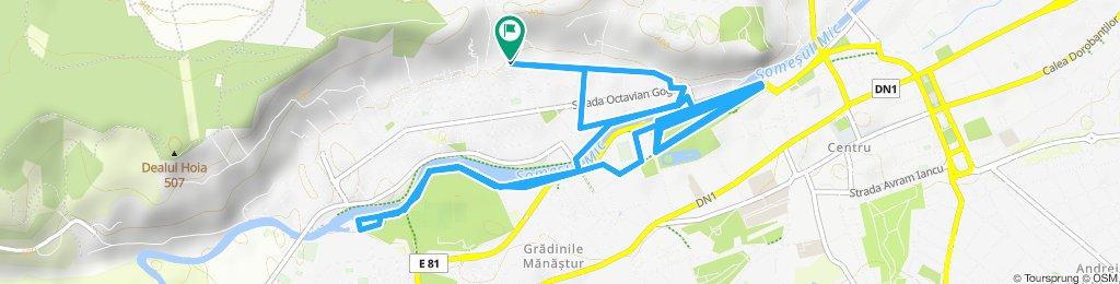 Easy ride in Cluj-Napoca