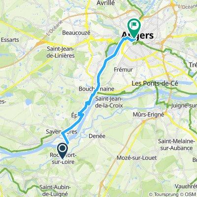 09. Rochefort sur Loire - Angers