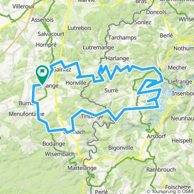 2018-09-07 Hollange 63Km