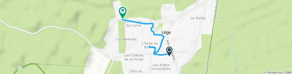 Crisp ride in Lège-Cap-Ferret