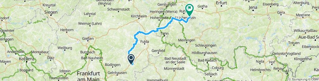 Steinau/Straße Großer Inselsberg