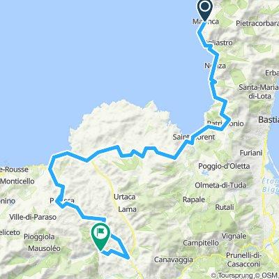 GACorse 2 - Cap Corse-Agriates-Balagne