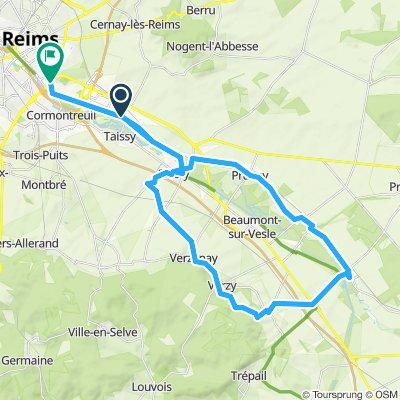 Reims bike