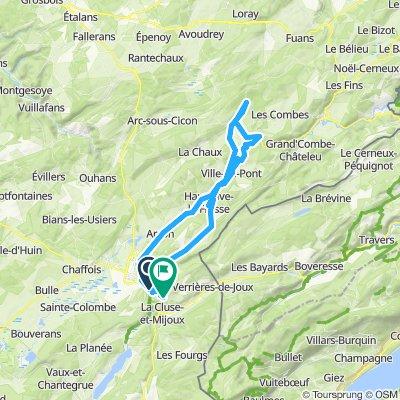 Voir etape Tour Doubs 2019