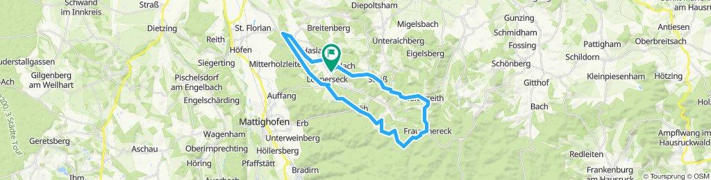 Gemütliche Route in Maria Schmolln