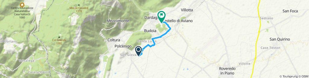 Dardago Route