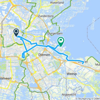 Amsterdam City 1 48KM