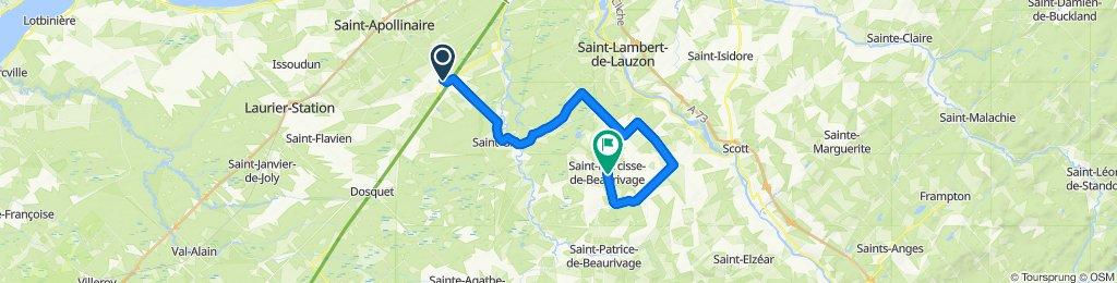 Saint-Antoine-de-Tilly Cycling